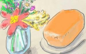 聖花といのちのパン - 山本万穂