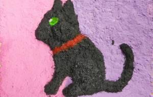 黒猫のオレオ - SAYAKA