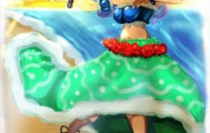 夕暮れと海の踊り子 - ショウヘイ