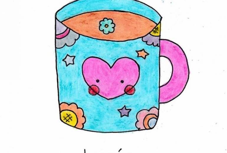 飲むとハッピーになるコーヒー