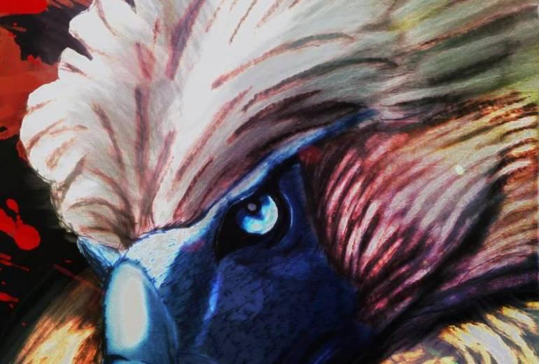 フィリピン鷲
