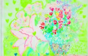 ビューティフルな反映 - fantastic  苺花
