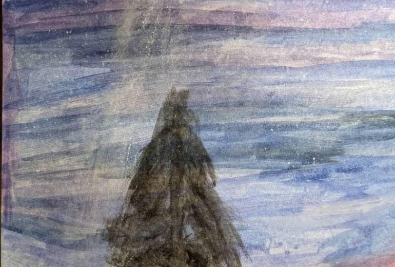 夜空の精霊