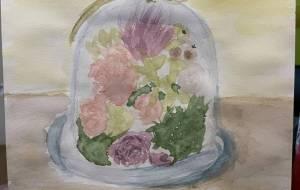 萎れることのない花たち - Kyo.